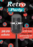 Retro párty  1