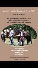 Soutěž chladnokrevnych koni 2020 1